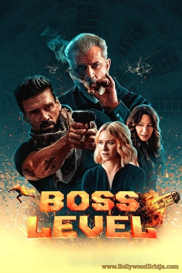 Boss Level (2021) ➩ ONLINE SA PREVODOM